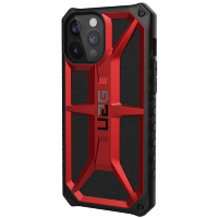 Чехол UAG Monarch для iPhone 12/12 Pro Красный