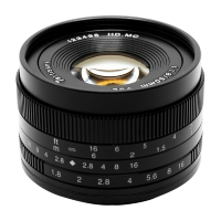 Объектив 7Artisans 50mm F1.8 Sony (E Mount)  Чёрный